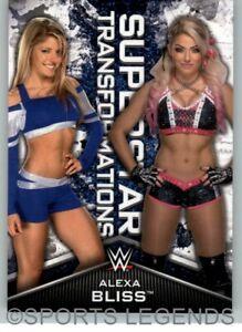 2020 WWE Women's Division Superstar Transformation #1 Alexa Bliss