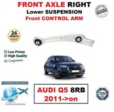 Eje delantero dcho. Bajo Brazo de control suspensión para Audi Q5 8rb 2011-