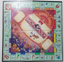 LOONEY TUNES MONOPOLY REPLACEMENT BOARD ONLY LIMITED EDITION WARNER BROTHERS
