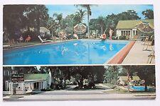 30C Postcard MAC KAY'S HOTEL COURT, OCALA, FLORIDA, 1962