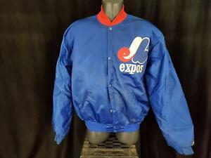 1994-05 Vermont Expos Starter L Jacket - Team Issued Game Used (1013)