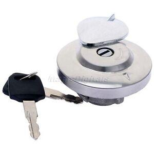 Fuel Gas Tank Cover Cap Lock Key For Honda Shadow Spirit VT750 DC C2 VLX VT600