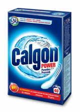 CALGON Powder WATER SOFTENER 1kg Protects from LIMESCALE, DIRT, ODOURS 40 LOADS