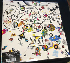 Led Zeppelin III [Remastered] by Led Zeppelin (Vinyl, Jun-2014, Atlantic (Label))