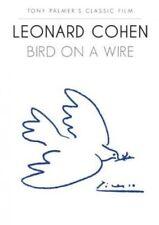 LEONARD COHEN (BIRD ON A WIRE DVD - SEALED + FREE POST)
