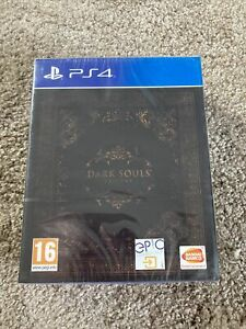 Dark Souls Trilogy (2019, PlayStation 4) Brand New And Sealed. Free Postage.