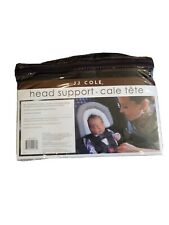 Jj Cole Head Support Black White New in Package