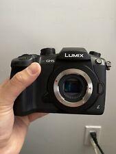 Panasonic Lumix DC-GH5K 20.3 MP Digital SLR Camera - Black (Body Only)