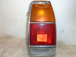79 80 81 82 Toyota Corona Wagon Right Passenger Side Rear Tail Light Lamp OEM