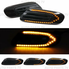 LED Smoked Side Marker Signal Light Dynamic for MINI COOPER Clubman F55 F56 F57