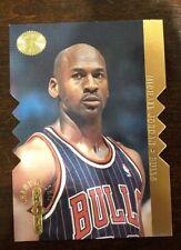 1995 SP Championship Shots Gold Die-Cut Michael Jordan #S16 Mint