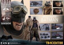 Hot Toys Batman v Superman Dawn of Justice Knightmare Batman Sealed