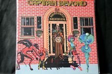 """Captain Beyond Sufficiently Breathless FOC 180g 12"""" vinyl LP New + Sealed"""
