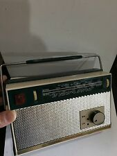 VINTAGE EKCO TRANSISTOR RADIO BANDS  MW(-AM) - LW 1950s- 1960S -WITH CASE