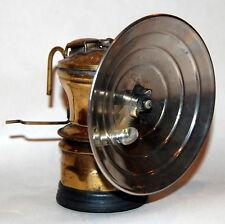 Vintage Autolite Universial Carbide Miner's Lamp Mining Coal Gold Silver