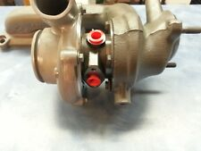SAAB GARRETT GT15 TURBO CHARGER (WITH BUILD IN EXHAUST) - REMAN/USED
