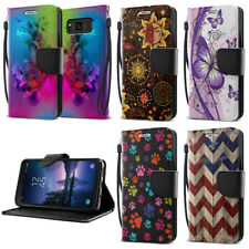 """For Samsung Galaxy S8 ACTIVE G892A 5.8"""" Flip Card Slot Wallet Pouch Case Cover"""