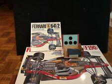 Tamiya 1:12 Ferrari 641 w Marlboro + wheels, Perfect Parts+ book  n MFH