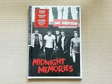Midnight Memories [Deluxe Edition] One Direction (UK) (CD, Nov-2013, Sony) NEW