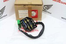 Honda Cx 500 Fuse Box Complete Original New NOS