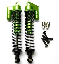S106004G 1/10 Scale Buggy RC Alloy Oil Filled Shock Absorber Damper 2 Green 90mm