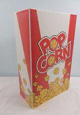 Retired Disney WDW All Star Resort Room Prop Popcorn Box Bag Light Issue #995136
