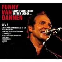 """FUNNY VAN DANNEN """"MEINE VIELLEICHT BESTEN ..."""" 2 CD NEU"""