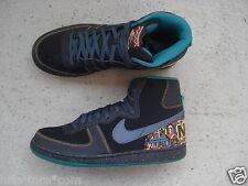 "Nike Air terminator High 44 ""urban jungle"" Black/Mystic Green/Dark magnétique Grey"