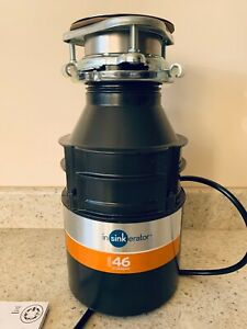 InSinkErator by Emerson Model 46 ISE M Series Kitchen Sink Waste Disposer