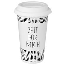 """räder Design hübsches Thermobecher """"zeit für Mich"""" 12370"""