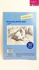 A4 Watercolour Paper Art Artist Sketchbook Sketch Pad Drawing Painting 30 pages