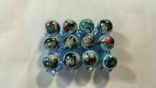 The Monkees 5/8 size marbles collection lot + stands