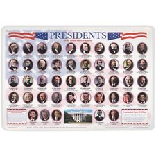 Painless Learning Placemat: Presidents Of The United States
