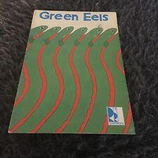 GREGORY BLAXALL, GREEN EELS. LEAPFROG. 0727004166