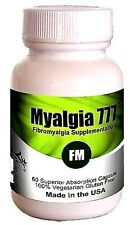 Myalgia is Anti-Fibromyalgia for relaxation of muscle knots & body pain - (60ct)