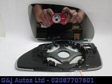 A52 Volkswagen Polo Mk4 Controlador apropiado climatizada ala Puerta Espejo Vidrio 05-09