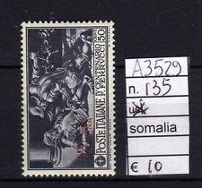 FRANCOBOLLI COLONIE SOMALIA NUOVI** N°135 (A3529)