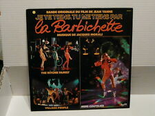 BO FILM Je te tiens par la barbichette JACQUES MORALI ( Village people..) 598509