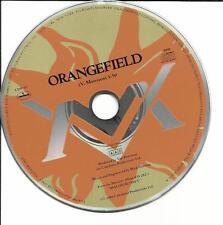 VAN MORRISON Orangefield PROMO Radio DJ CD single 1989 CDP 167 MINT Orange Field
