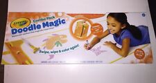 CRAYOLA Doodle Magic Surface & Marker Set NEW Boxed Educational Art Toy