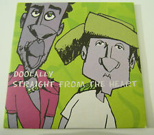 Doolally - Straight From The Heart (3 Track CD Single) Used Very Good