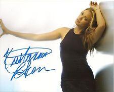 Kristanna Loken TX Terminator 3 Autograph Signed 8x10 Photo #41a