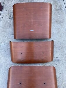 Herman Miller Eames Oiled cherry Lounge Chair Panels