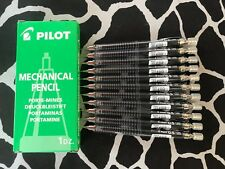 Pilot H-325 0.5mm mechanical pencil x 12 pcs -  .Clear barrel - Made in Japan
