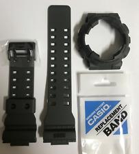 CASIO Original Band GD-100MS-3 GD-100MS G-Shock Green Strap &Bezel GD100MS GD100