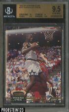1992-93 Upper Deck #247 Shaquille O'Neal Orlando Magic RC Rookie HOF BGS 9.5