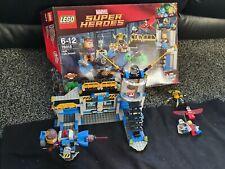 Marvel Super Heros Lego -  Hulk Lab Smash Set 76018