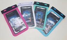 Waterproof Universal underwater Smart Phone Case/ Cell Phone Dry bag pouch