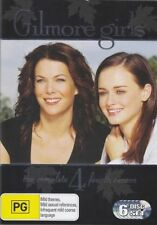 Gilmore Girls S4 Series / Season 4 DVD R4