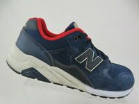 NEW BALANCE 580 Blue/Red Sz 11.5 D Men Running Shoes